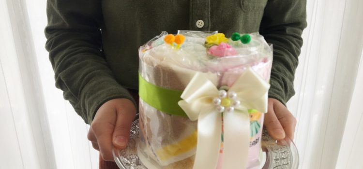おむつケーキ1dayレッスン開催しました